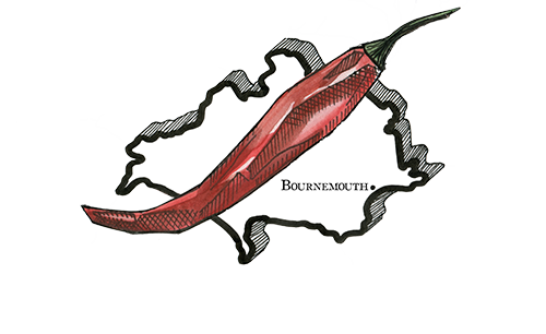 Dorset Chilli Shop Logo