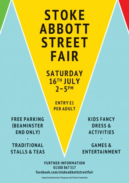 Stoke Abbot Street Fair