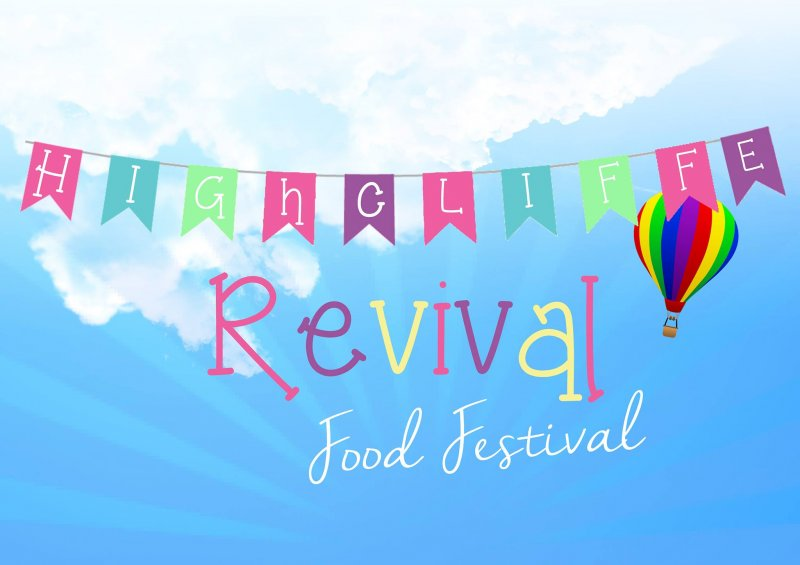 Tomorrow you will find us at HighCliffe Revival Food Festival