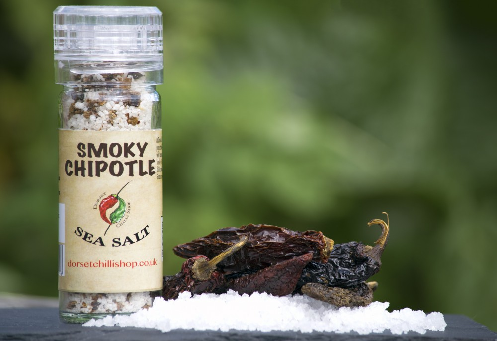 Image of Smoky Chipotle Sea Salt
