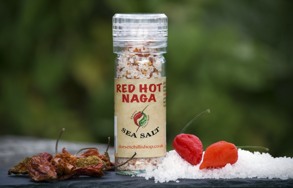 Image of Red Hot Naga Sea Salt