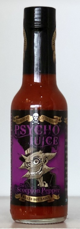 Image of Psycho Juice 70% Scorpion Pepper