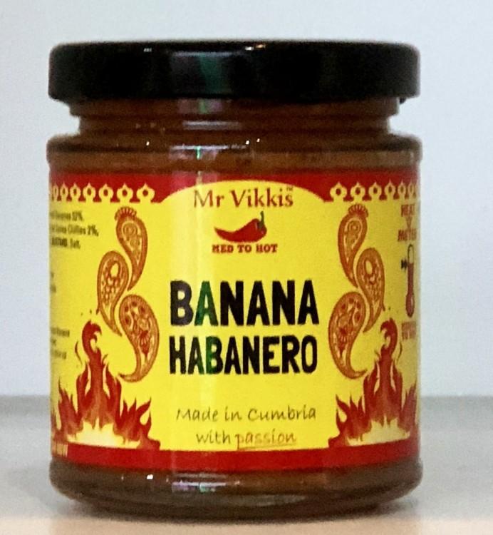 Image of Banana Habanero
