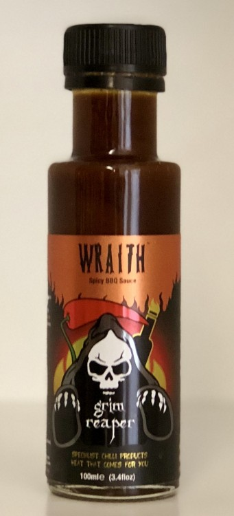 Image of Wraith Spicy BBQ Sauce