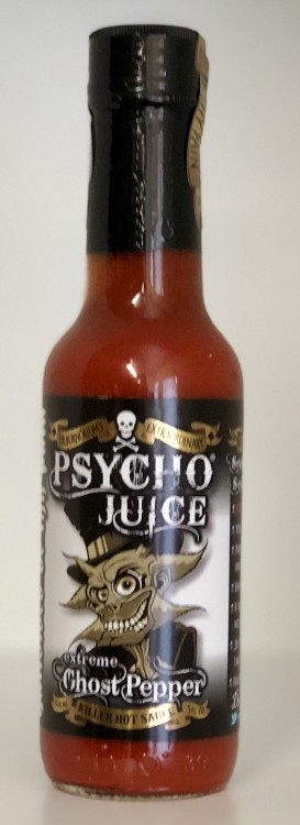 Image of Extreme Ghost Pepper Psycho Juice